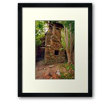 Abandoned.... Framed Print