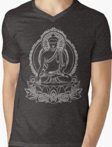 Buddha onyx Mens V-Neck T-Shirt