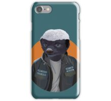 Honey Badger Master of Mayhem iPhone Case/Skin