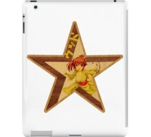 Wood Star iPad Case/Skin