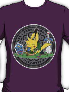 Linkachu Eating T-Shirt