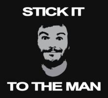 Jack Black, Stick It To The Man One Piece - Long Sleeve