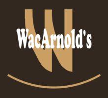 WacArnolds T-Shirt (version 2) by AlternativeArt