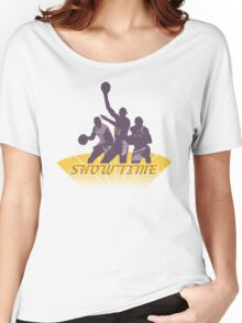 Lakers - Showtime! Women's Relaxed Fit T-Shirt