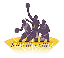 Lakers - Showtime! Photographic Print