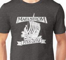 Maelstrom (WHITE) Unisex T-Shirt