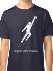 Experiment In Progress - Basketball (Clothing) Classic T-Shirt