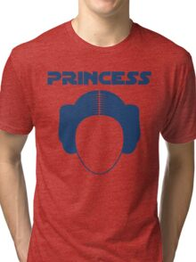 Star Wars Princess Leia Carrie Fisher Tri-blend T-Shirt