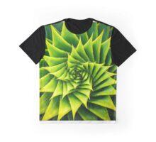 Spiral Graphic T-Shirt