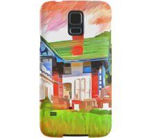 Glick Mansion  Samsung Galaxy Case/Skin