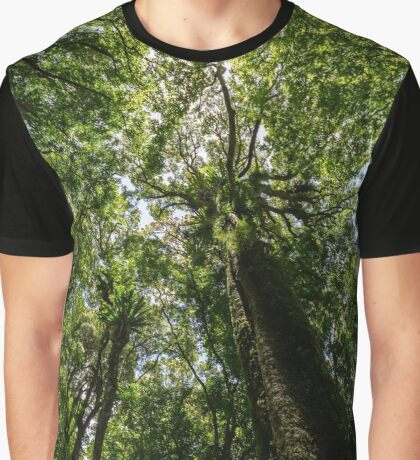 Rainforest Giants Graphic T-Shirt