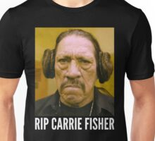 RIP Carrie Fisher Unisex T-Shirt