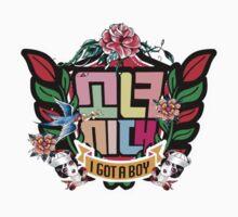 I Got A Boy Colorful  by Jason Mejia