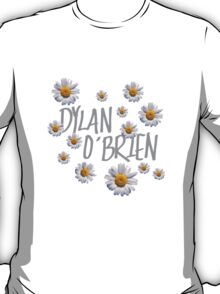 dylan o'brien and flowers T-Shirt
