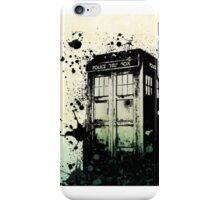 Doctor Who-The Tardis iPhone Case/Skin