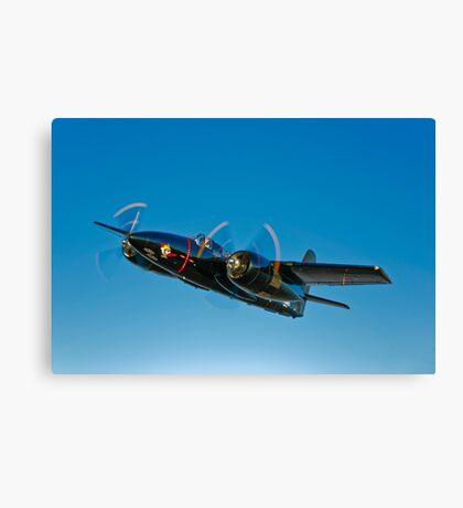 Grumman F7F Tigercat Canvas Print