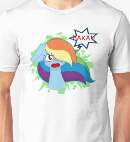 Tsundere Dash Unisex T-Shirt