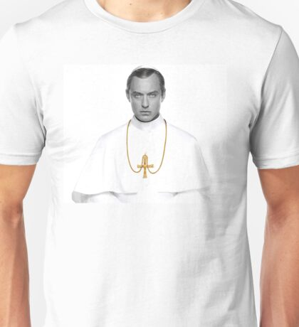 Young Pope Unisex T-Shirt