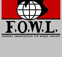 F.O.W.L.  by hordak87