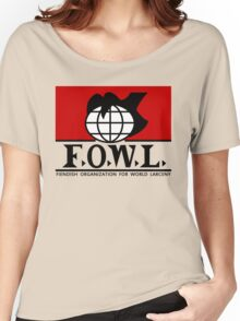 F.O.W.L.  Women's Relaxed Fit T-Shirt