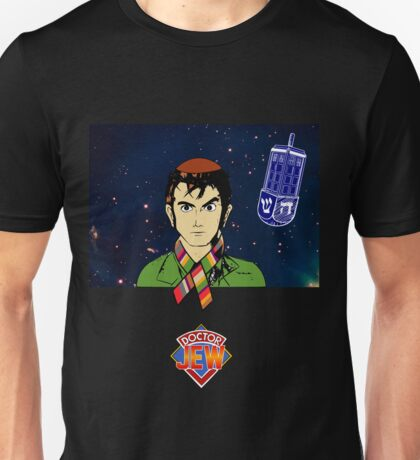 Doctor Jew - David Tennant Unisex T-Shirt