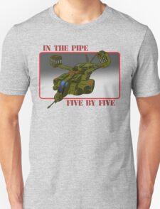 On an exspress elevator to hell! T-Shirt