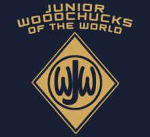 Junior Woodchucks of the World Kids Tee