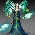 Star Sorceress by Nicole Cadet