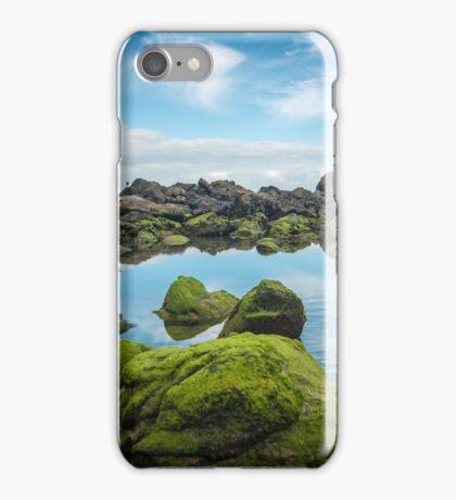 Green Rocks iPhone Case/Skin