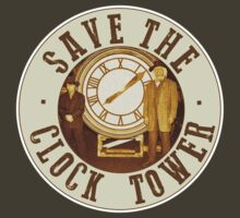 Save the clock tower by nfydesigns