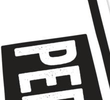 Salt \ Peppa 2/2, Black Ink | Women's Best Friends Shirts, Bff Stuff, Besties, Halloween Costume, Salt And Pepper Shakers Sticker