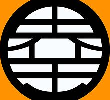 Dragonball Z King Kai School Emblem by MrPickIes