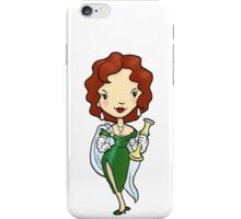 ITS A CLUE! Was it Ms. Scarlet with the CANDLESTICK? iPhone Case/Skin