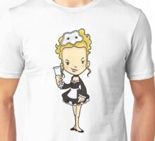 ITS A CLUE! Was it POISON? Maybe the maid did it! Unisex T-Shirt