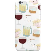 Here, Have a drink iPhone Case/Skin