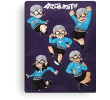 The Aquabats! Canvas Print