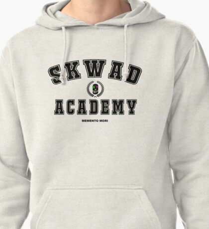 Skwad Academy Pullover Hoodie