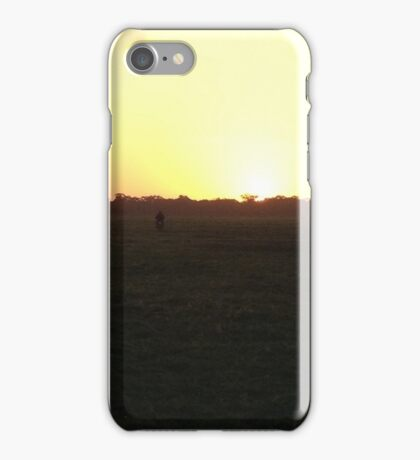 Sun Set of the South East iPhone Case/Skin