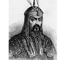 Genghis Photographic Print
