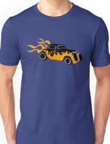 "Hot Rod ""haul ass"" fifties slang T-Shirt"