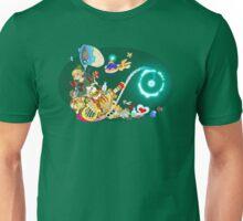 Legend of Zelda - Link's Stuff Unisex T-Shirt