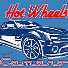 Special Edition VivaChas Hot Wheels Camaro Tee by ChasSinklier