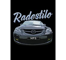 Mazda 3 MPS Photographic Print