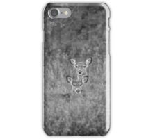 Doe And Yearling Fawn iPhone Case/Skin