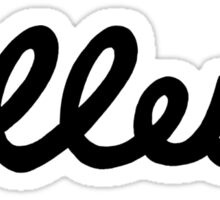 illest ................................ VW Sticker