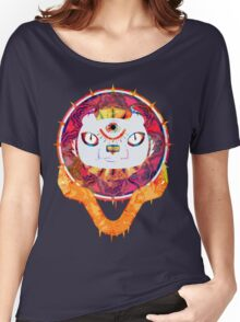 The Minds Tiger Women's Relaxed Fit T-Shirt