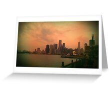 Chicago: Navy Pier  Greeting Card