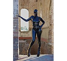 Latex in the great outdoors Photographic Print