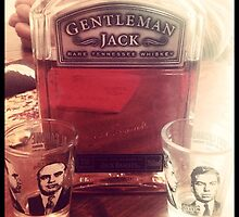 Gentleman Jack & Friends by Ariel Faraci