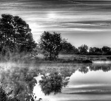 Serenity Pond by Kyle Wilson